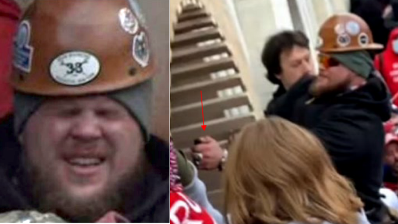 Capitol rioter who joined Army after insurrection arrested at Fort Bragg