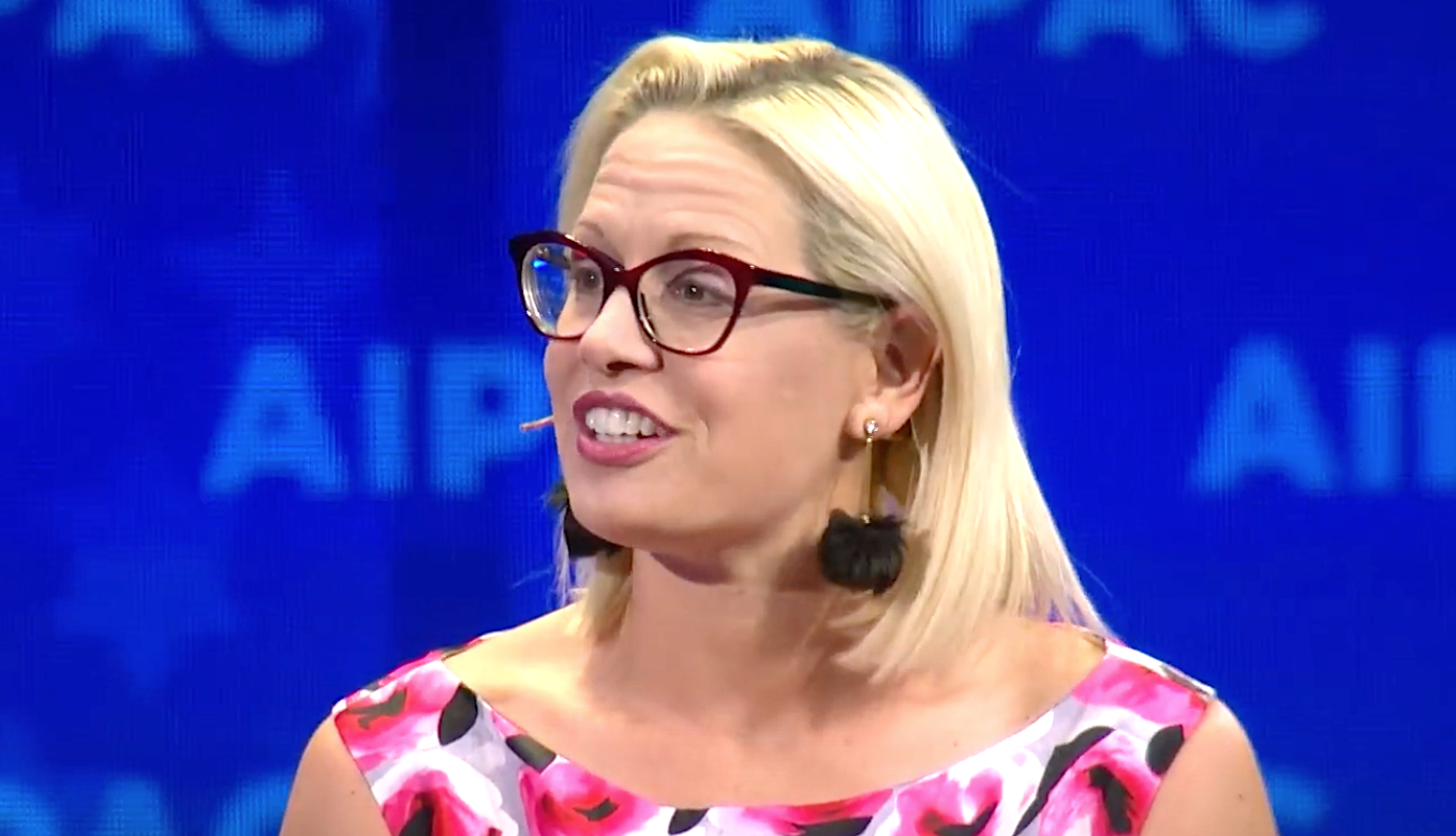 Kyrsten Sinema's allies in the Democratic Party 'don't exist anymore': report