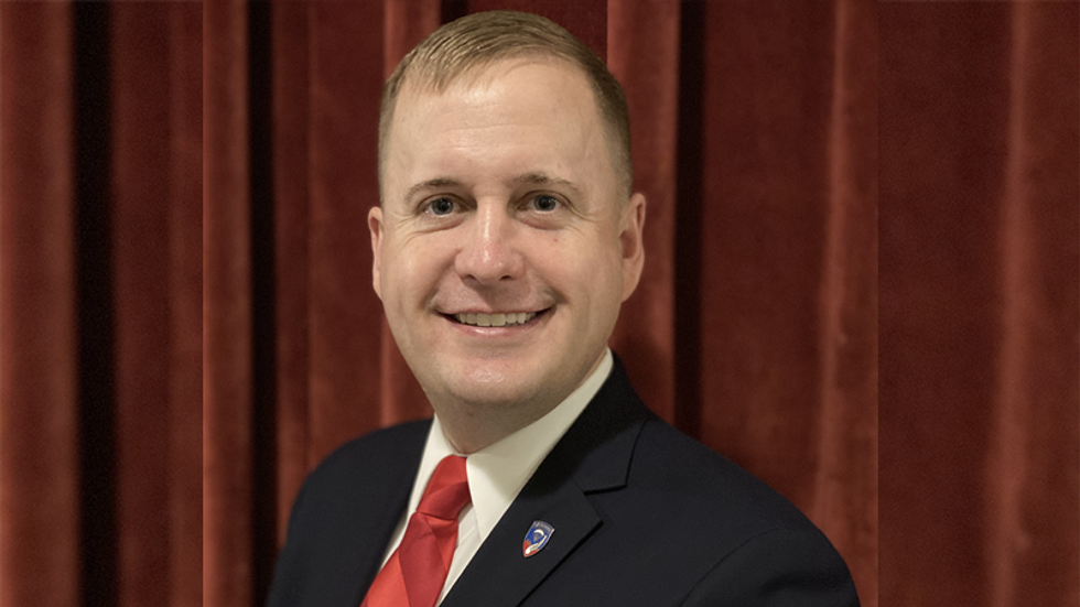 Former Idaho GOP lawmaker arrested on fugitive charge in Georgia after being accused of rape