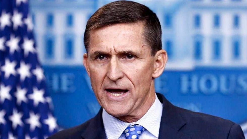 Michael Flynn scrambles to defend himself after his QAnon followers accuse him of Satanism