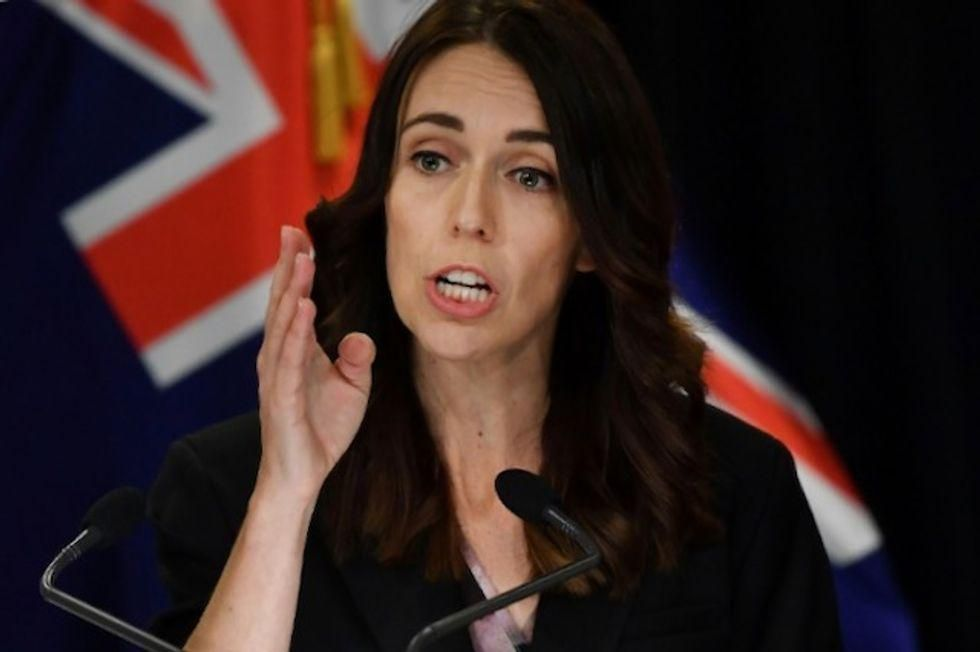 Australian nuclear subs will be banned from New Zealand waters: Ardern