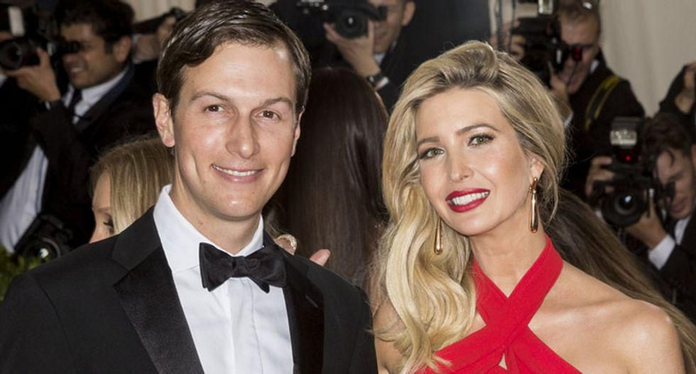 Jared and Ivanka believed they were running a 'shadow presidency': former Trump spokesperson