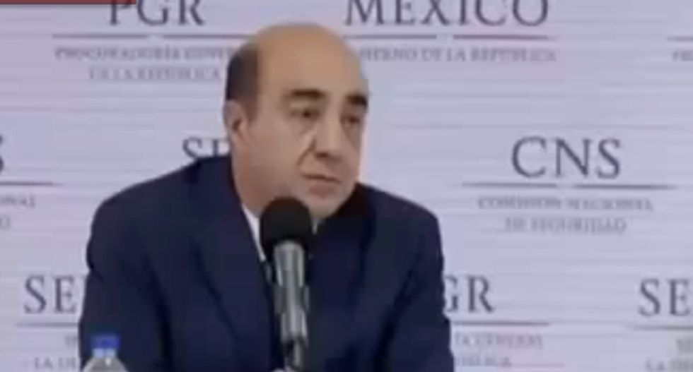 Mexico's 'I'm tired now' attorney general steps down