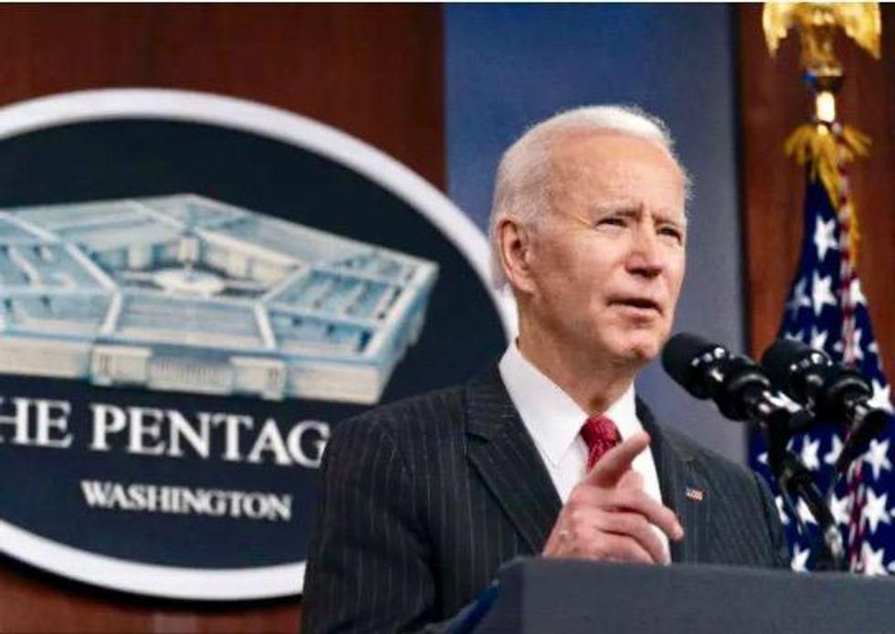 How the banking industry is using social media to kill Biden's efforts to tax the rich