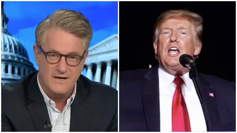 'This guy is a cancer': MSNBC's Morning Joe wonders how long GOP will let Trump keep killing them with 'crazy talk'