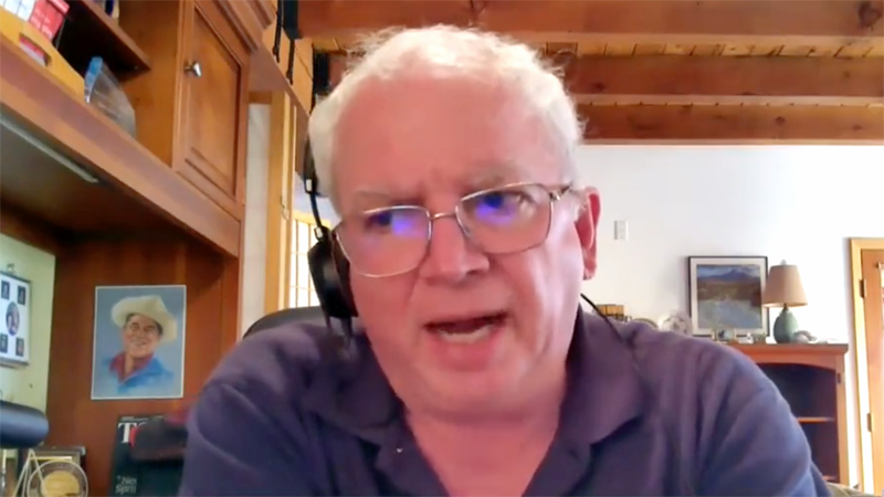 Coup memo author admits he would look really bad if 'Biden clearly won'