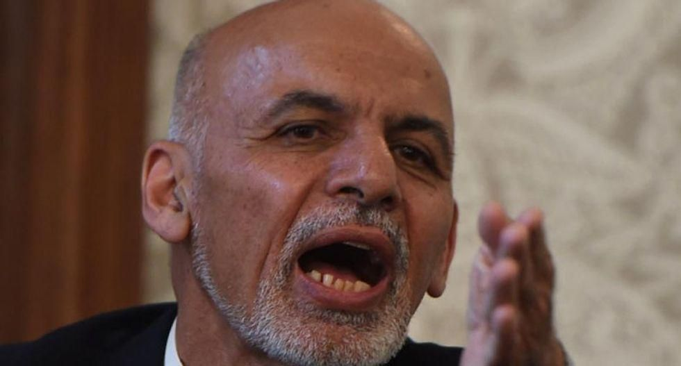 Afghan president flees country as Taliban takes control of Kabul