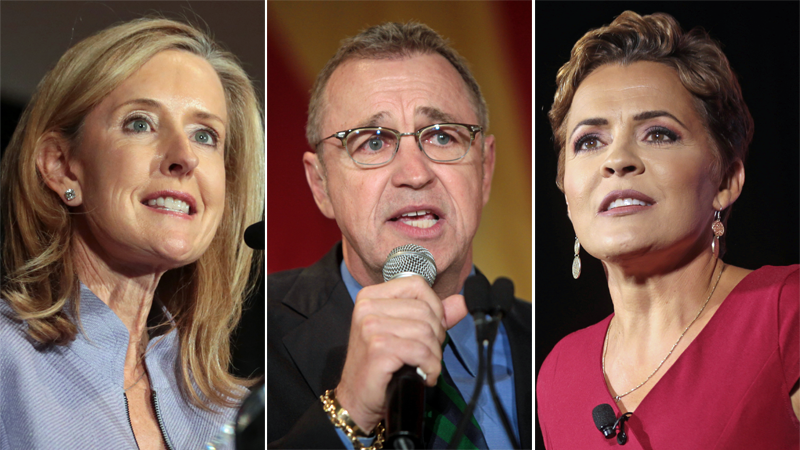 Arizona GOP gubernatorial primary is 'going to get ugly before it gets positively hideous': local columnist