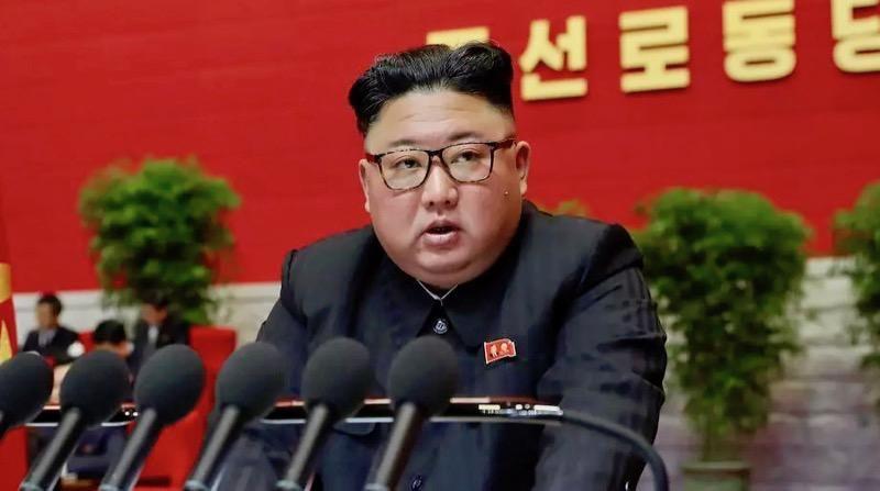 North Korea's Kim pledges to 'strengthen' nuclear arsenal: KCNA