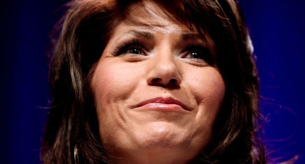 Kristi Noem mocked after claiming she's 'shocked' Biden's infrastructure plan includes money for infrastructure