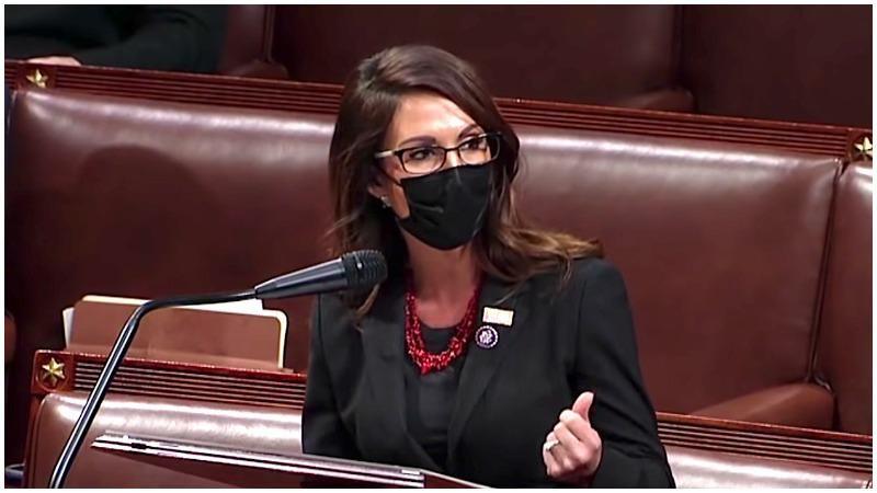 GOP 'moron' Lauren Boebert urged to 'stop eating paint' after 'clueless' tweet about Paris Climate Agreement