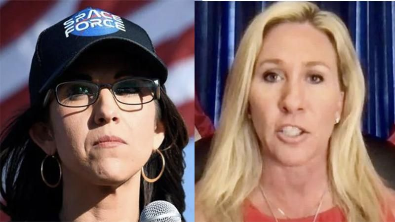 'Garbage politicians' Boebert and Taylor Greene slammed by GOP colleague for trying to 'get Americans killed'