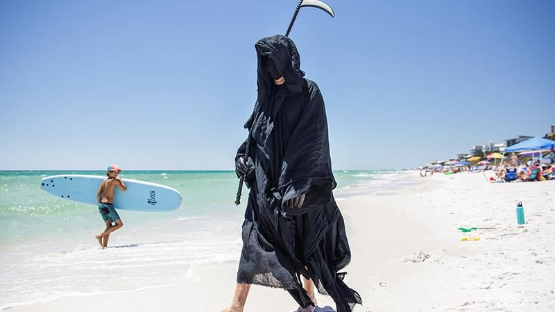 Florida Supreme Court Justice backs 'Grim Reaper' lawyer in war with DeSantis