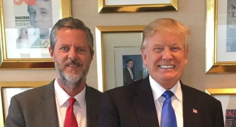 Liberty University the lone holdout after every other college strips Trump of honorary degrees