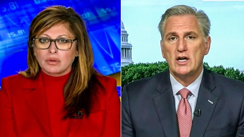 Kevin McCarthy accuses Google of trying to 'control' his thoughts