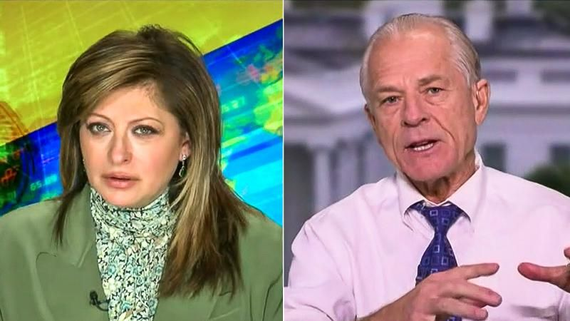 Peter Navarro: Joe Biden's executive orders are a 'deep state coup' by Bill Barr