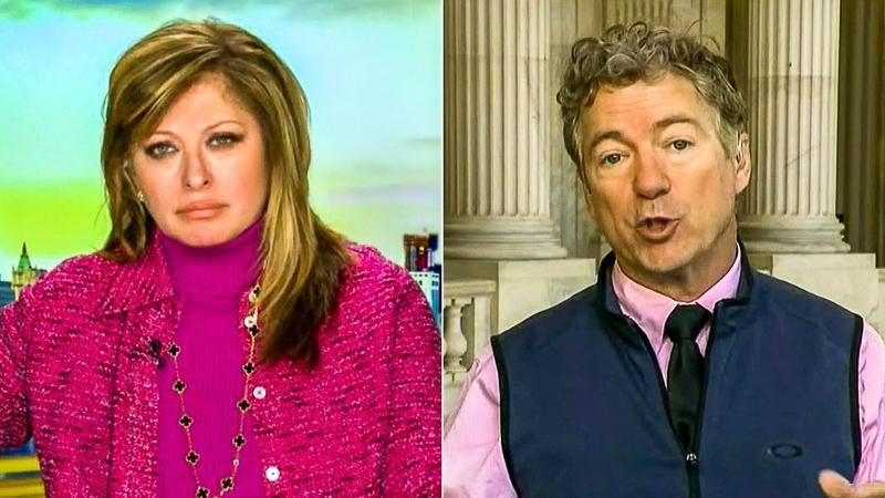 Rand Paul: 'I'm terrified of election integrity'