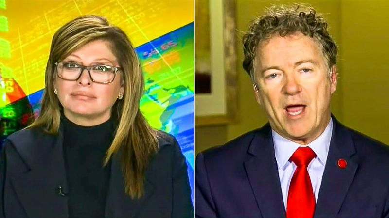 Rand Paul cites John Lewis's beating as proof Republican voter suppression laws can't be racist