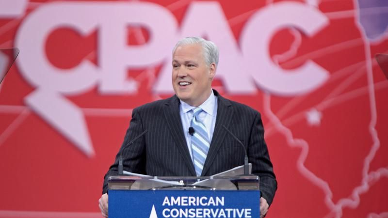CPAC called out — for not being conservative