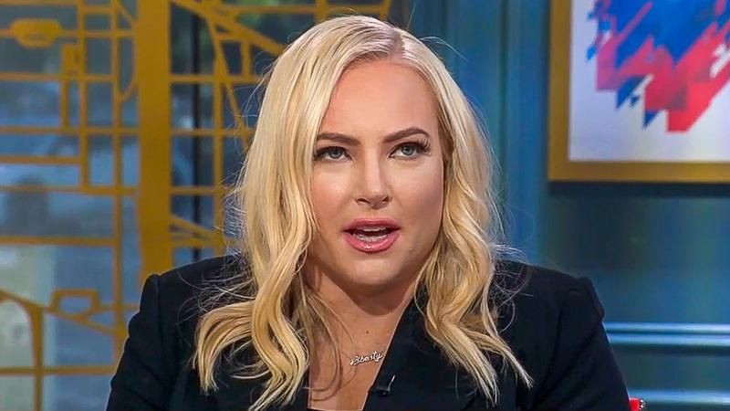 'Why let her come on to lie?' Meet the Press faces backlash after hosting Meghan McCain