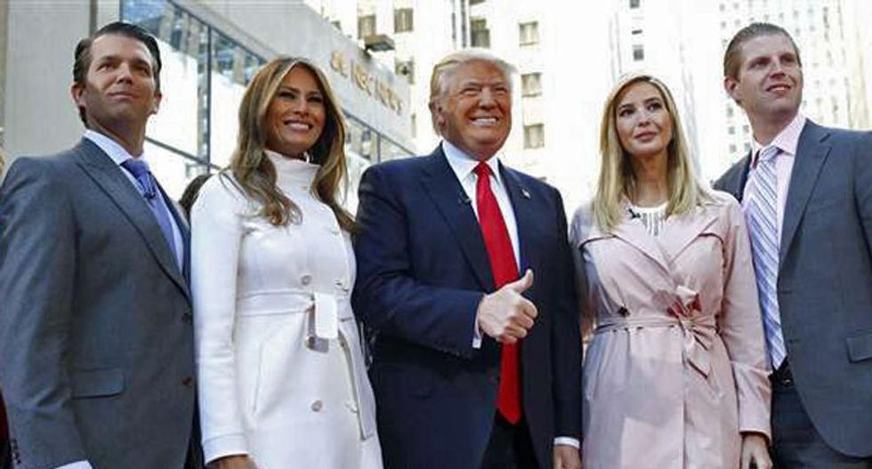 Prosecutors investigating 'fringe benefits' Trump Organization paid employees: NYT