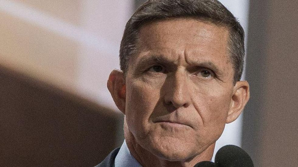 Federal government files brief that could relate to military charges against Michael Flynn advocating a coup