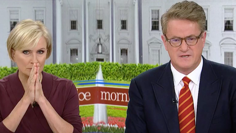MSNBC's Morning Joe and Mika disgusted by 'grotesque' new conspiracies spewed by Trump lawyer Sidney Powell
