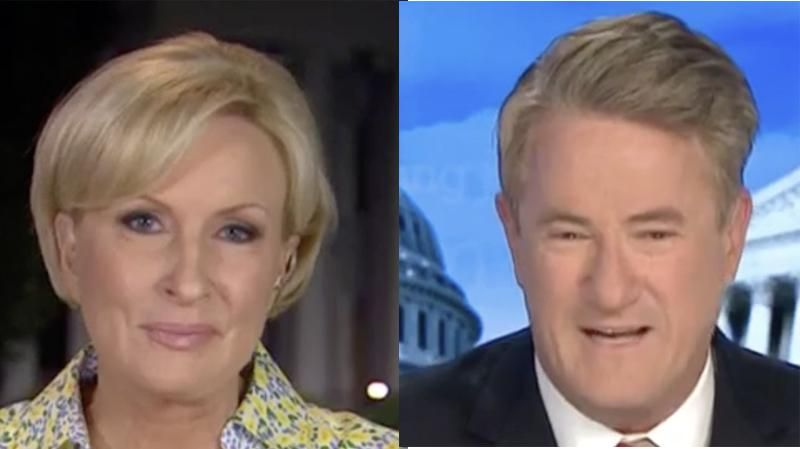 'It's delightful': Trump ridiculed by Morning Joe panel after his Arizona audit turns up more votes for Joe Biden