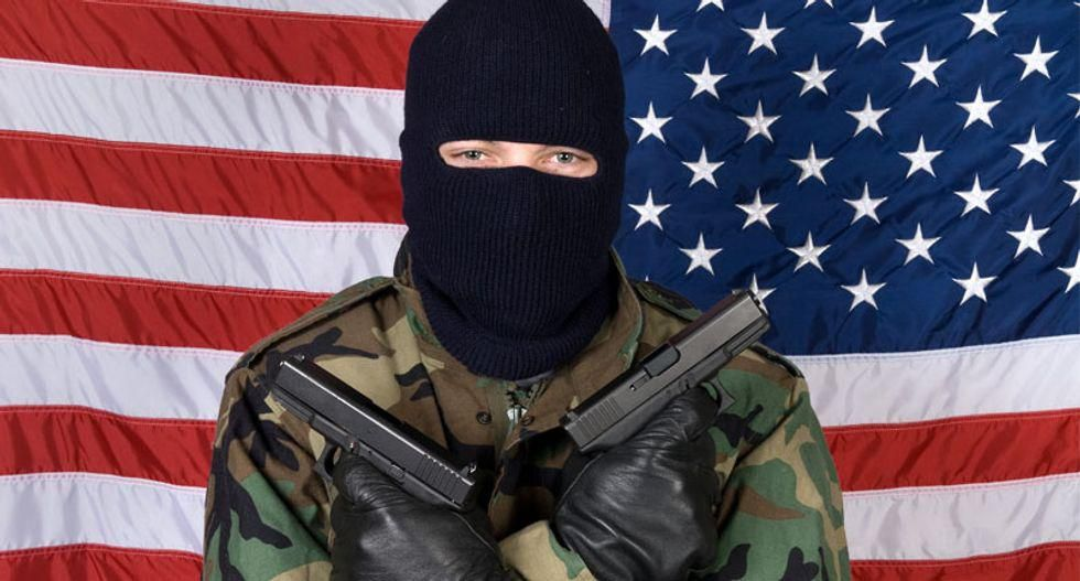 Hundreds of militia groups still using Facebook to recruit and promote violence: report