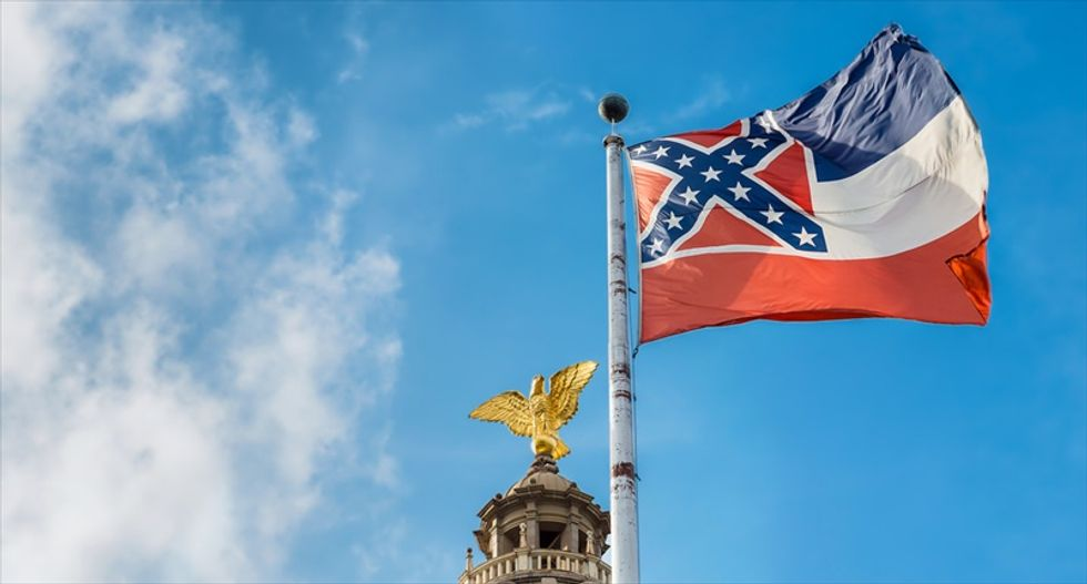 New Mississippi bill would strip accreditation from schools that don't fly state's Confederate-themed flag