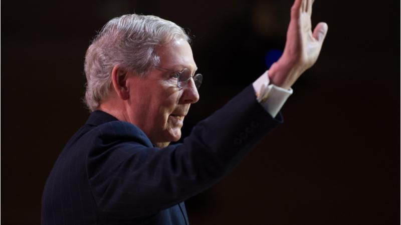Mitch McConnell's 'bad faith and recklessness' is pushing the US to the brink of default: op-ed
