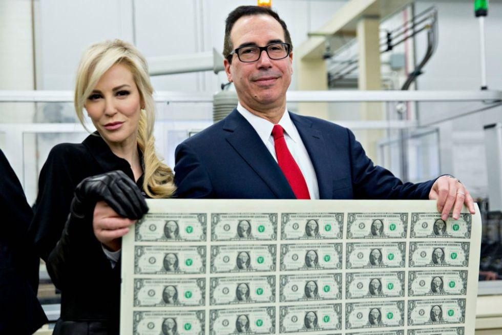 Trump advisor told Steve Mnuchin he'd be 'the reason' the pandemic would never end: new book