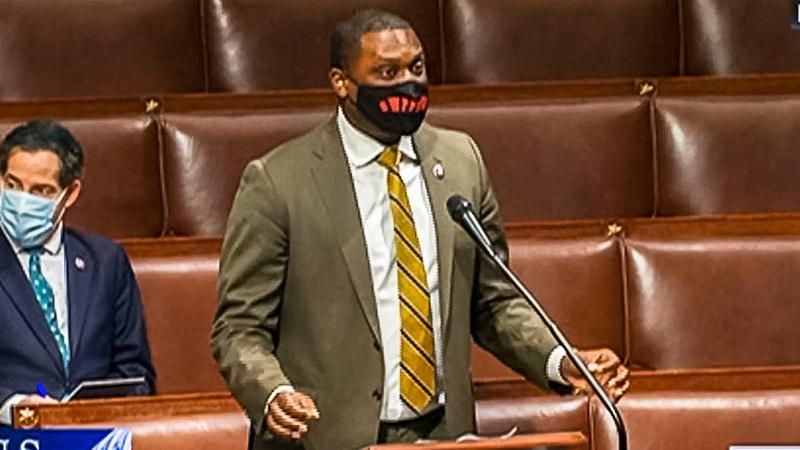 'Racist trash': Dem lawmaker spits fire at Republicans on House floor for opposing DC statehood