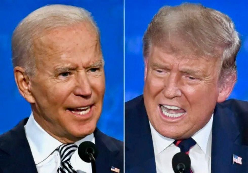 Biden is leaning toward releasing information about Trump and aides on Jan. 6 to the public: report