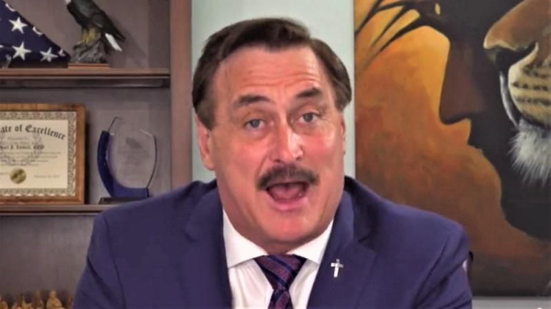 Mike Lindell turns on Arizona auditors -- and calls them 'part of the coverup'