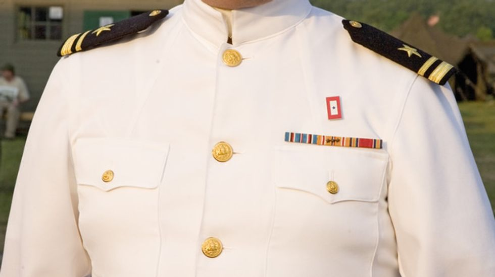 Navy promoted officer who admitted molesting daughter in lieu of investigation