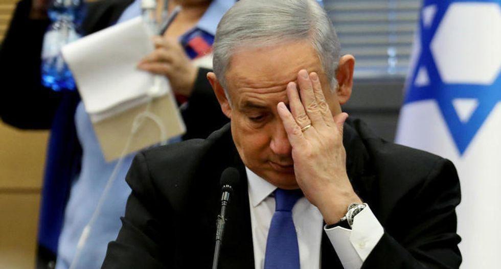 Benjamin Netanyahu duped into promoting a deep-fake video of Biden