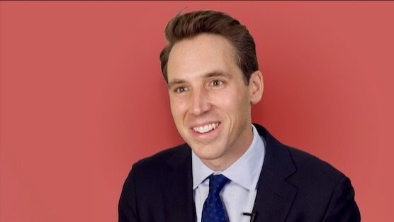 'He's feeling the heat': MSNBC panel thinks Josh Hawley's opposition to anti-terrorism bill is personal