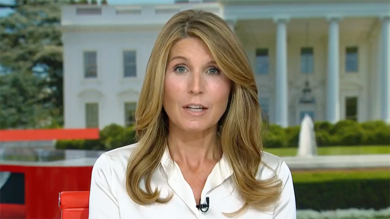 'Empty shells of pathetic losers': Nicolle Wallace burns Texas GOP for caving to Trump's 'audit' demands