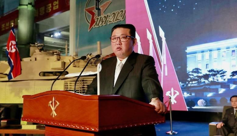 North Korea's Kim Jong-un says US is 'root cause' of instability on peninsula