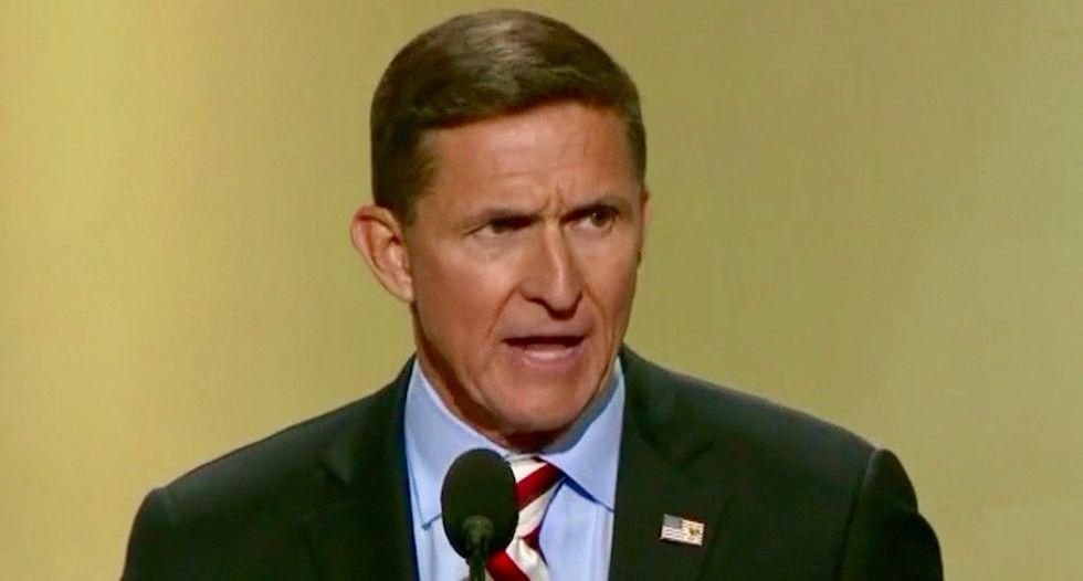 New Mike Flynn QAnon gathering raises alarms -- and shows how they've penetrated the GOP