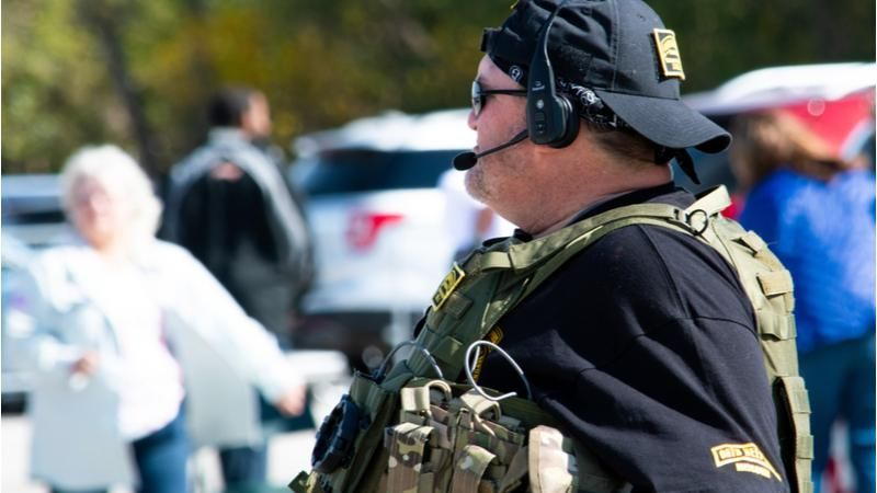 Body armor manufacturers rush to distance themselves from MAGA rioters seen wearing their gear