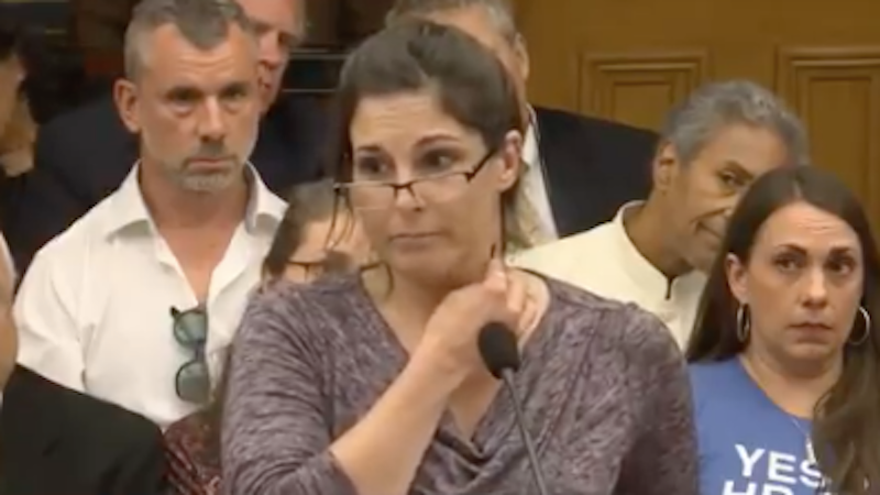 WATCH: Ohio nurse flops trying to prove anti-vax doctor's bizarre magnet conspiracy theory