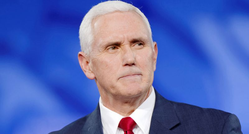 Mike Pence scores humiliating 1 percent in CPAC straw poll for 2024
