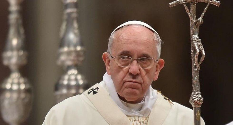 Pope blasts US bishops over attacks against Biden: 'Don't go condemning'