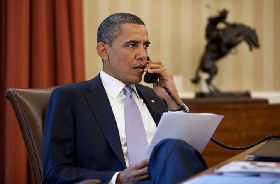 Anti-Obama rally organizers release radio jingle, fear Obama drone attack