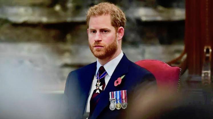 Prince Harry: British press were 'destroying my mental health'
