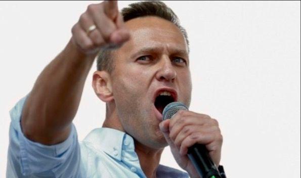 Amnesty International strips Kremlin critic Alexei Navalny of 'prisoner of conscience' status