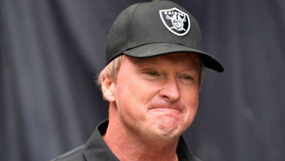 Right-wing fumes over NFL coach Jon Gruden's resignation for racist, homophobic emails
