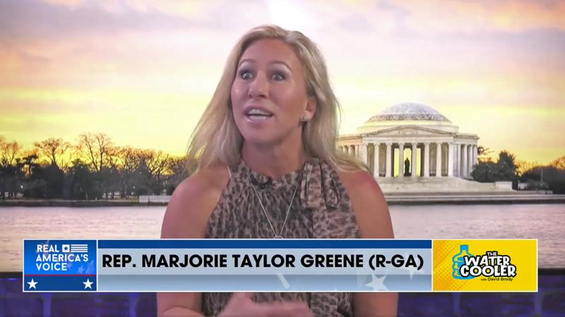 Marjorie Taylor Greene calls vax mandates 'corporate communism' in latest incoherent rant